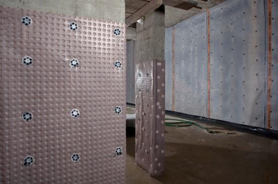 Index Waterproofing Membrane : Delta pt waterproof membrane systems