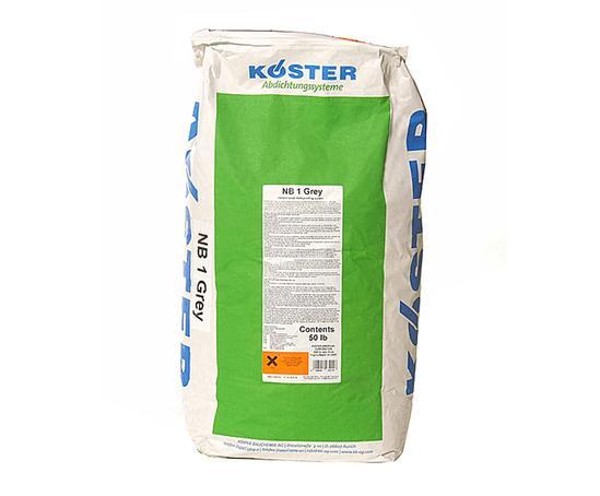 Köster NB1 Grey protects against pressurised water