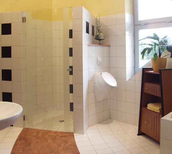 Aquaproof prevents water leakage from tiled areas