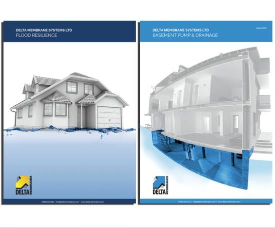Delta's new brochures