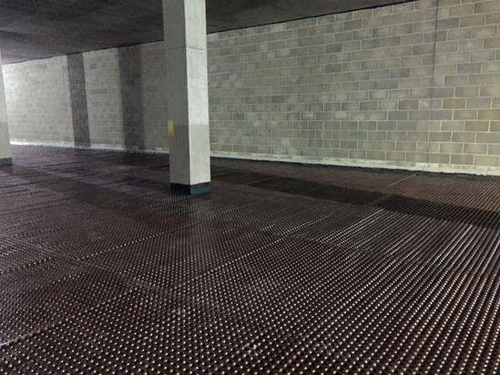 DELTA® MS20 - 20mm cavity damp-proofing floor membrane