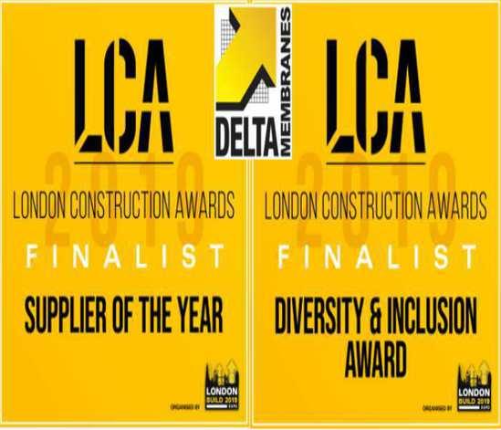 London construction Awards 2019