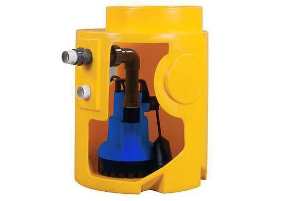 Single v3 package pump station