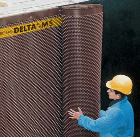 DELTA®-MS high dimple density membranes