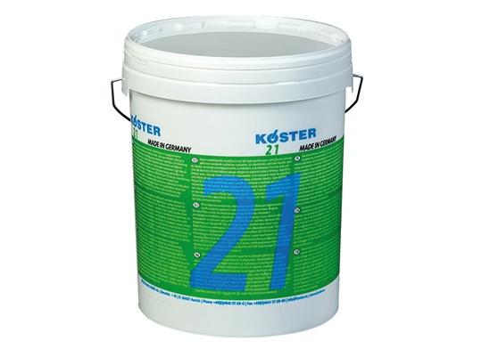 KÖSTER 21 liquid applied waterproof material