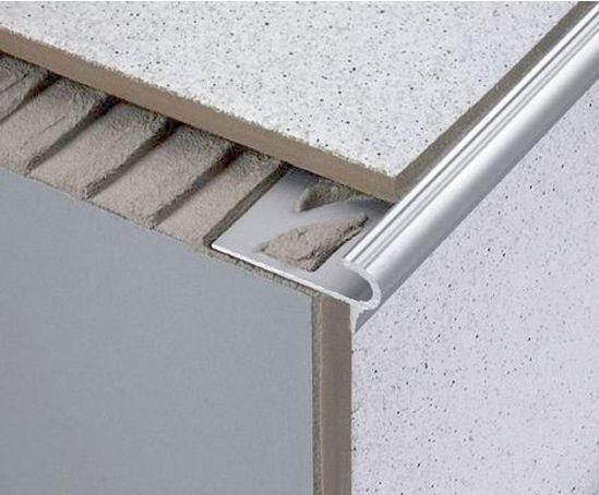 florentostep step nosing for tiles dural uk ltd esi building design. Black Bedroom Furniture Sets. Home Design Ideas