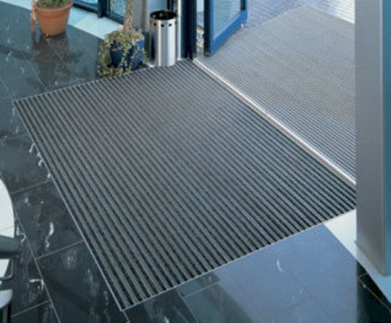 Emco Diplomat 517 Entrance Matting System From Syncros