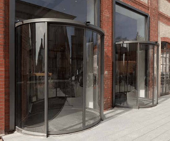 Slimdrive scr automatic door operator geze uk esi for Floor operator
