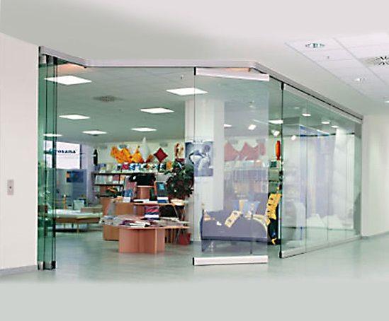 Msw manual sliding door wall system geze uk esi for Sliding glass door wall system