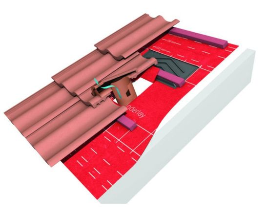 Marley universal roof tile ventilation terminals