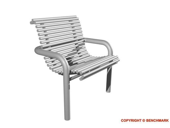 Centreline CL001 single seat