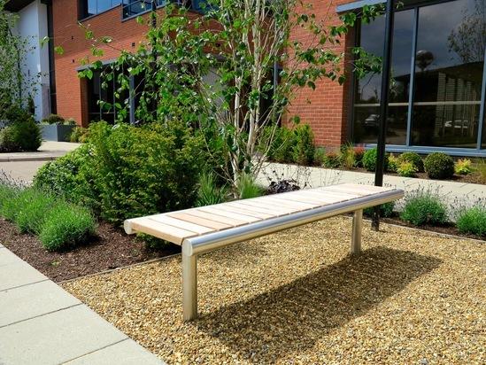 Shoreline SL005 bench