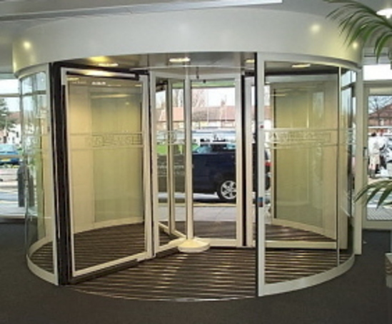 Drive trp for automatic revolving doors tormax united
