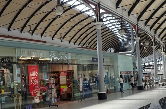 Automatic Sliding Door System Newcastle Central Station