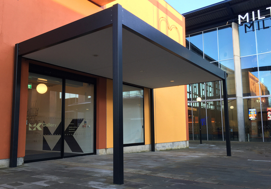 MK Gallery benefits from TORMAX automatic doors