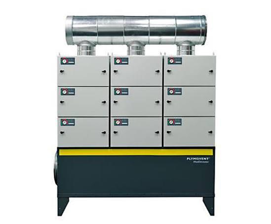 MistEliminator modular filtration system