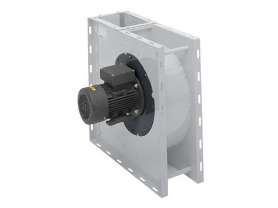 TEV energy saving central fans
