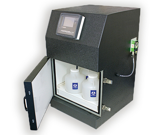 Hydrocell 4 bottle waste water sampler