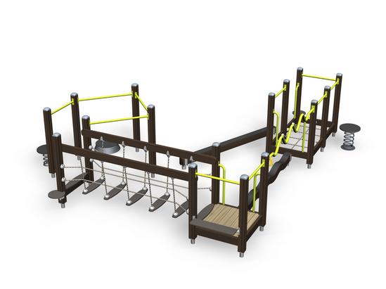 Inclusive SEN playground equipment