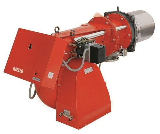 GAS 3P/M modulating gas burner