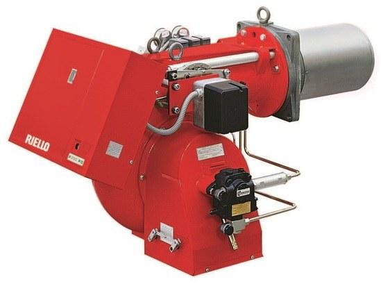 Press P/G series modulating light oil burner