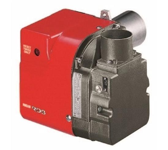 RDB series single-stage light oil and kerosene burners