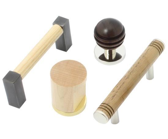 Arbor range of cabinet handles