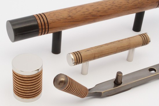 Grooves can be added to Arbor products