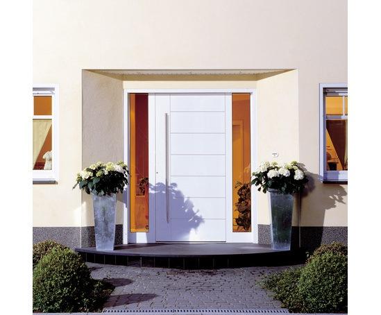 Metris front door