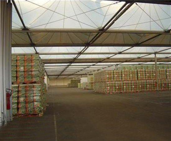 Alpha modular warehousing and logistics buildings