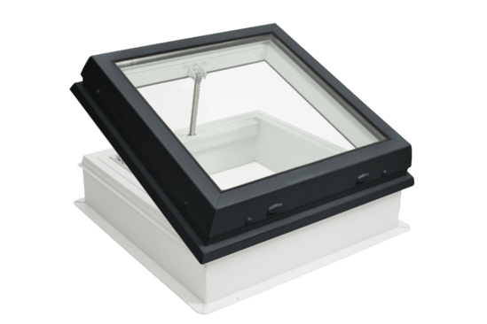 Raylux glass modular rooflight
