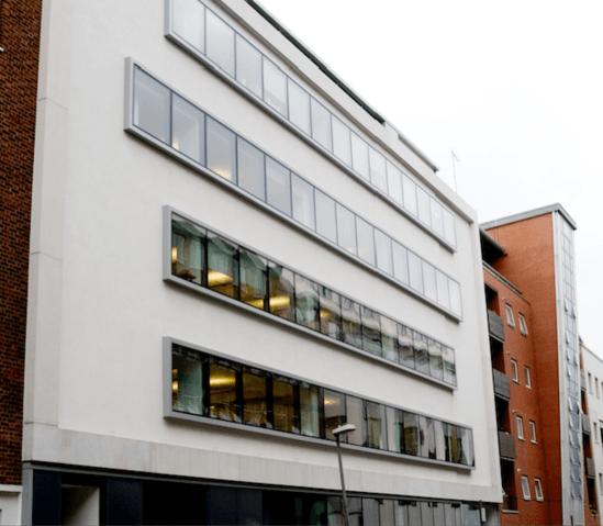 16-18 Kirby Street, London
