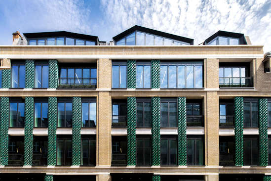 AET's aircon systems used for Hammersley House, London