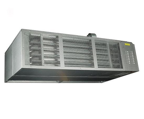 AB industrial air curtain - gas unit