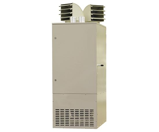 PV cabinet heater