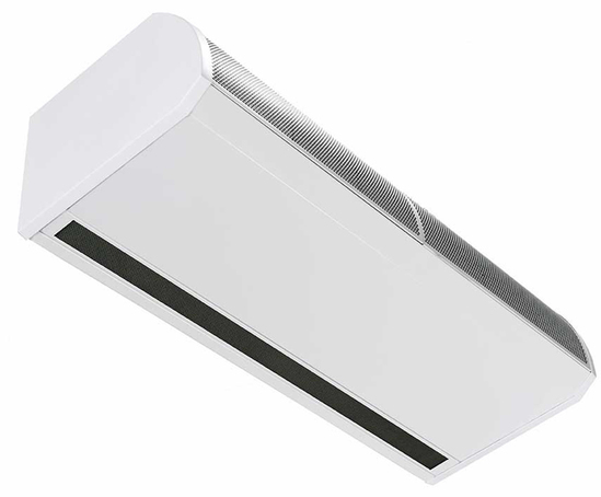 Guardian air curtain for commercial applicatoins