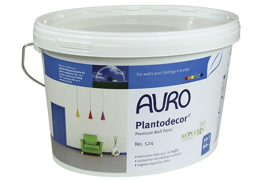 Auro 524 Premium Washable Emulsion Auro Uk Natural Paints Esi Interior Design