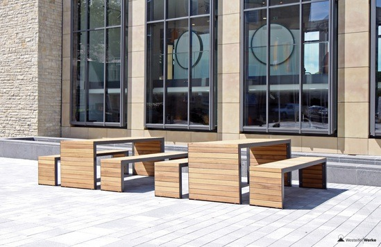 Linares Outdoor Seating and Dining.