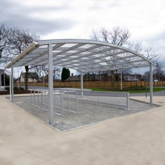 Benfield Cycle Shelter