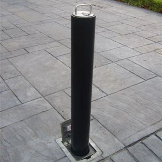 Warrior HD Round Telescopic Bollard