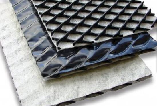 TERRAM drainage geocomposite