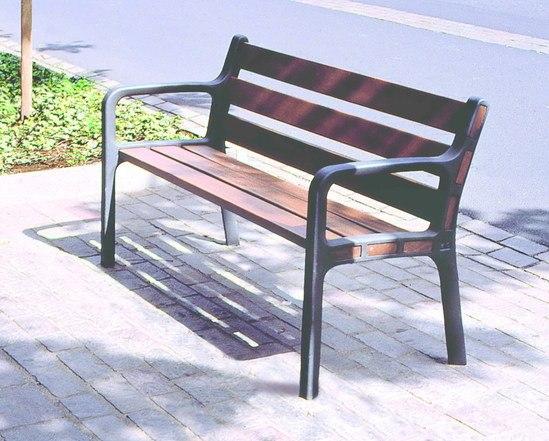 DAE Montseny Bench