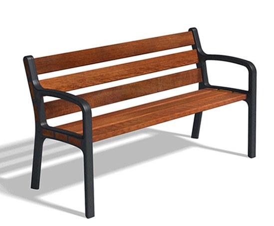 Montseny 1.5m bench