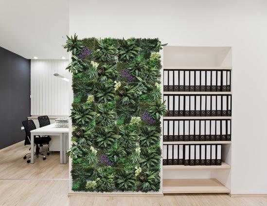 Artificial replica plants livingreen design esi for Artificial plants for interior decoration