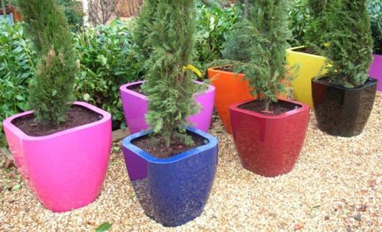 Quadik Tree Planters