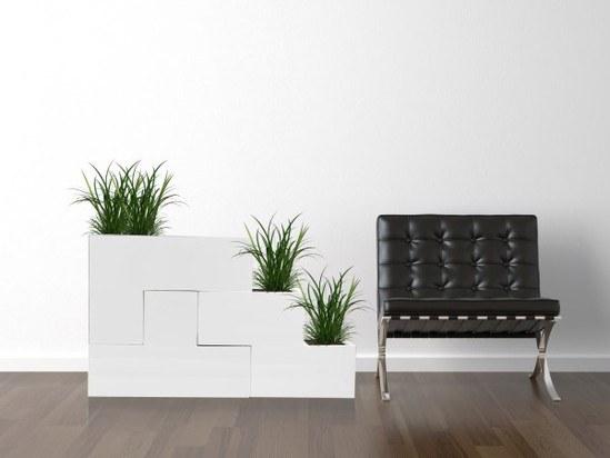 Bloks planters