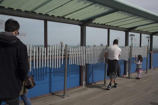 Bespoke Chimes 'I do like to be beside the seaside'