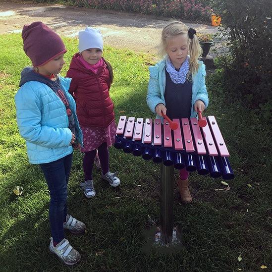 Cadenza Outdoor Xylophone