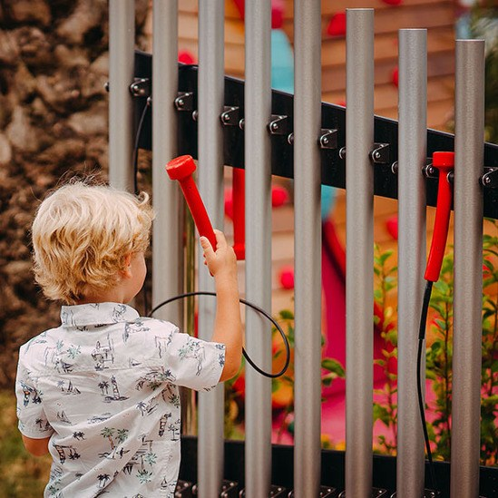 Freechimes - For Parks and Playgrounds