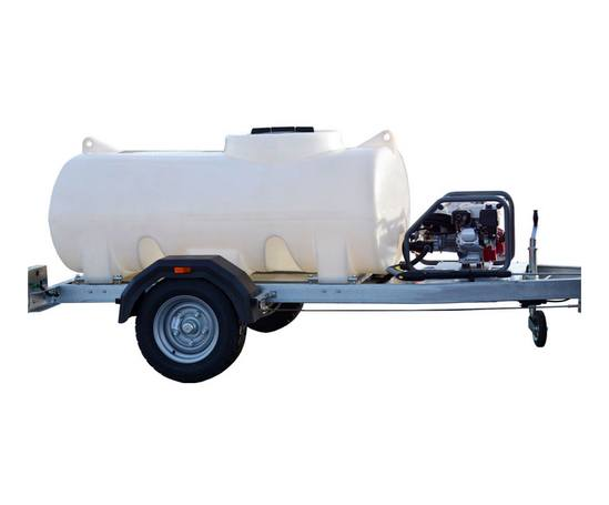 Trailer Mounted High Pressure Washer Units 200 1 500l